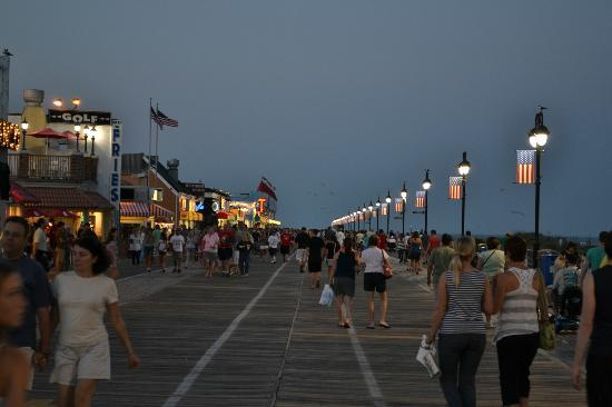 Watson's Regency Suites: OCNJ boardwalk
