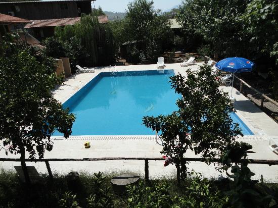 Olympos, Turkiet: zwembad