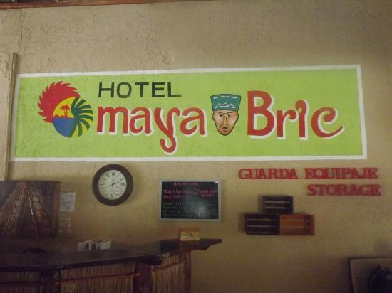 Maya Bric Hotel: hotel