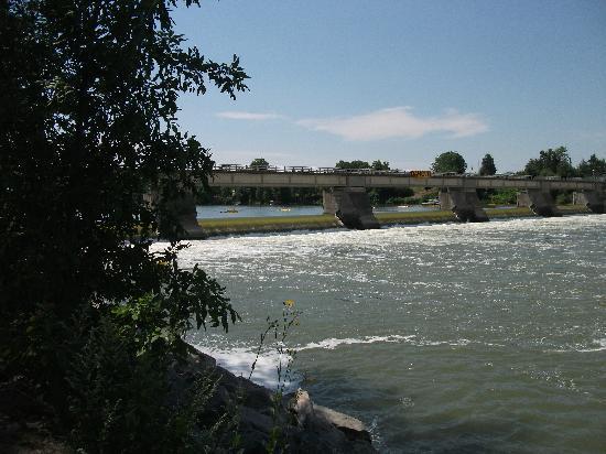 Lieu historique national du Canal-de-Saint-Ours