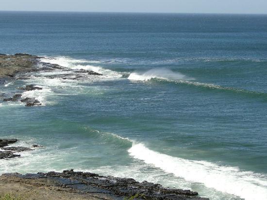 Rancho Santana: Rosada beach