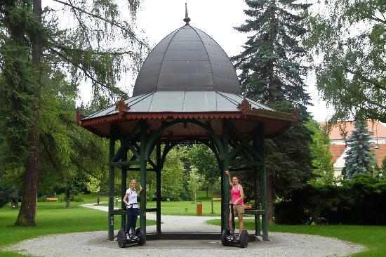 Segway Tour Cesky Krumlov : Visit more places in Cesky Krumlov