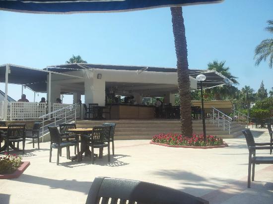 Camyuva, Τουρκία: Poolbar