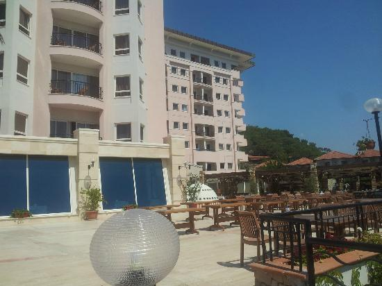 Camyuva, Τουρκία: Hotel