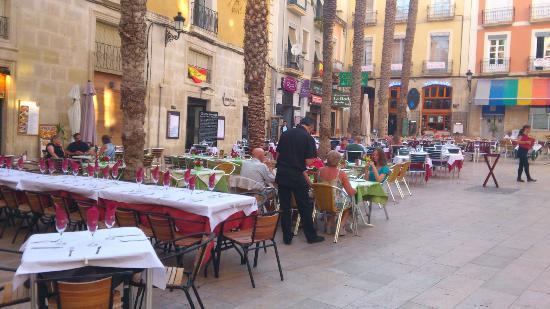 Al Medina : Plaza Santisima Faz