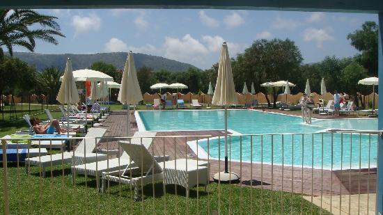 Tanaunella, Italien: piscine