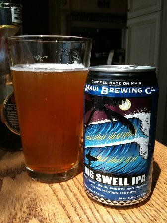 MacDowell Brew Kitchen: All the way from Maui!