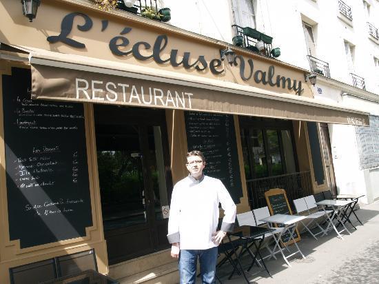 L 39 ecluse valmy paris canal saint martin restaurant reviews phone number photos tripadvisor - Restaurant quai de valmy ...