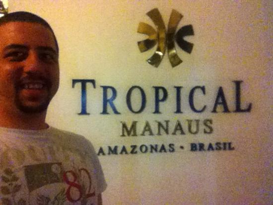 ‪‪Tropical Manaus Ecoresort‬: Entrada