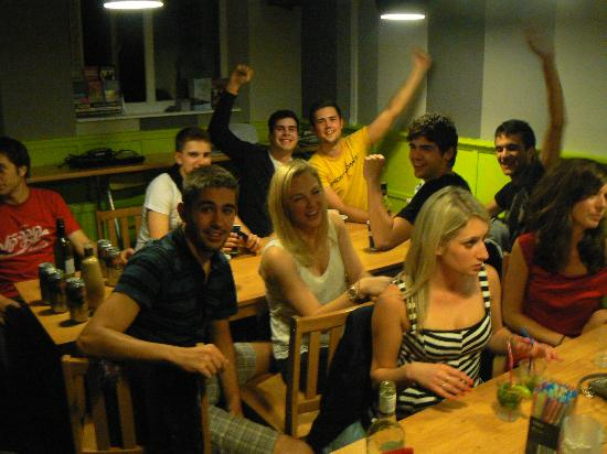 Brighton Youth Hostel by the Sea: SoBo Saturday in July 2012