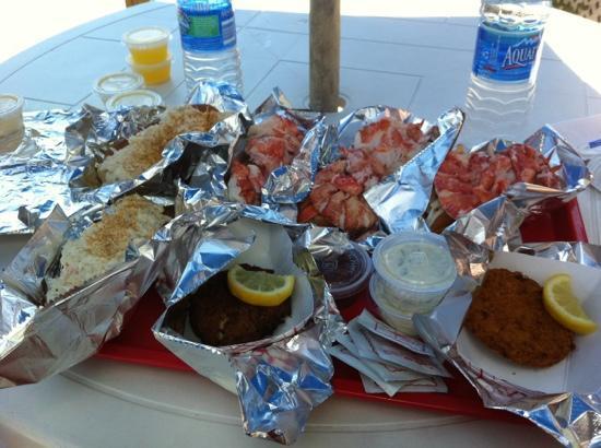 Red's Eats: Sandwichs au homard