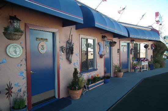 Seaside Motel : Aussenbereich
