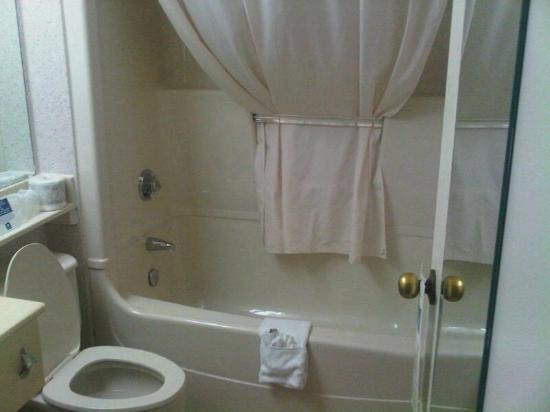 Comfort Inn Rimouski : very clean bathroom