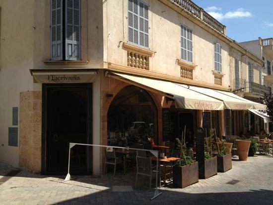 Porreres, إسبانيا: Restaurant 