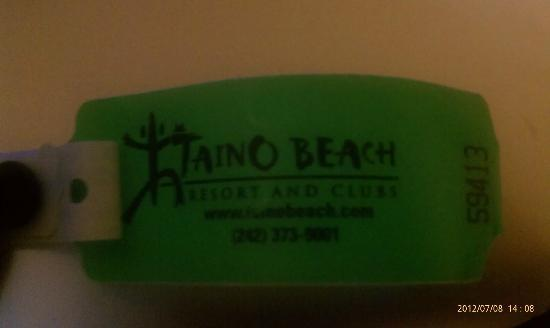 Flamingo Bay Hotel & Marina: VIP for Taino Beach Resort Oh Yeah!
