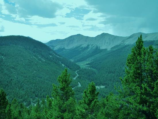 Aspen, CO: spectacular views