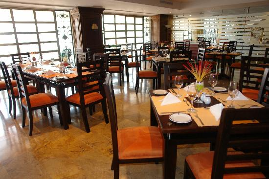 Hotel Windsor: Restaurante Rey Arturo