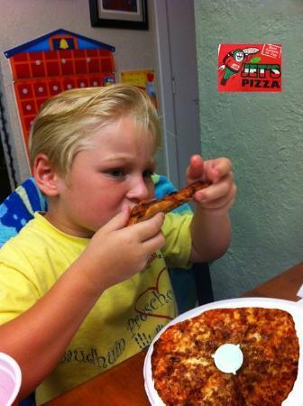 Jet's Pizza Fort Lauderdale : Yummmmmmmmmmmy