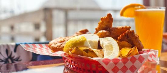 Rocca's Surf Shack: Fish 'N Chips