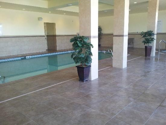 Holiday Inn Yakima: Indoor pool, heated