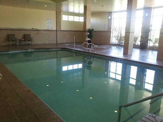Holiday Inn Yakima: Indoor pool and hot tub
