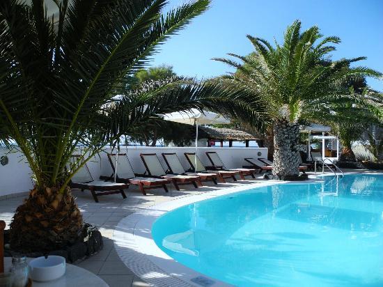 โรงแรมอาเรียนเบย์: the pool