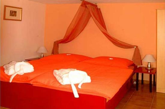 Jardin de Aridane: Apartment - der Schlafbereich