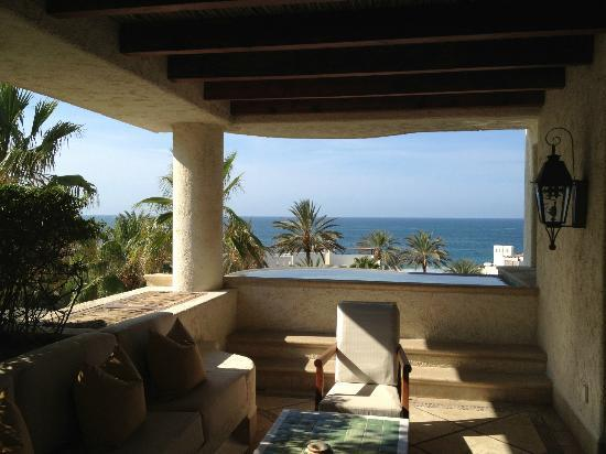 Las Ventanas al Paraiso, A Rosewood Resort: Deck in our suite