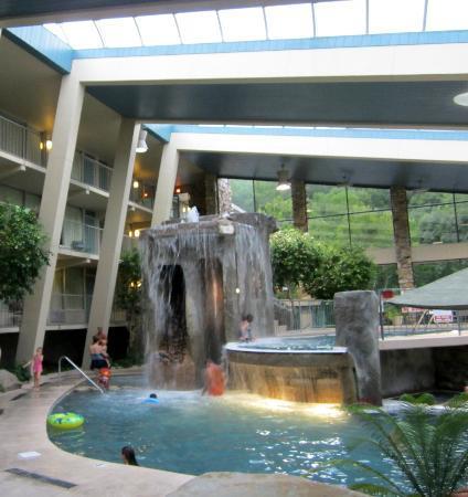 Indoor Pool Picture of Glenstone Lodge Gatlinburg TripAdvisor