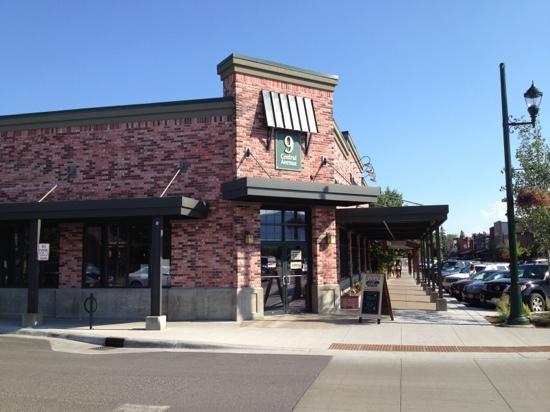MacKenzie River Pizza Co.: Whitefish location