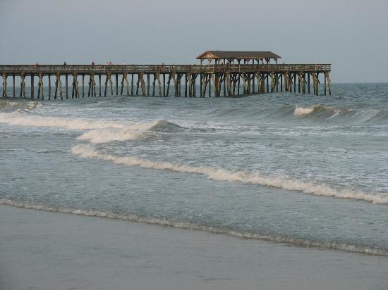 Fishing Pier - Picture of Myrtle Beach State Park ...
