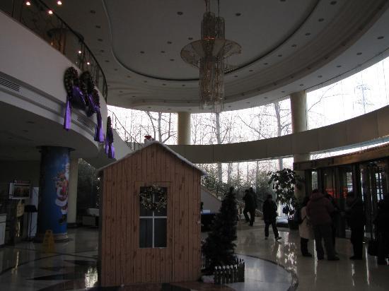 Chun Hui Yuan Resort: Lobby