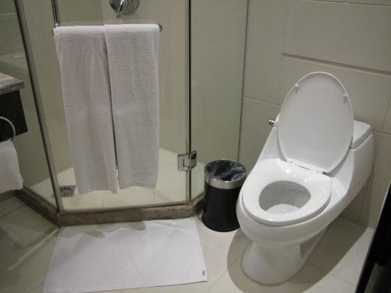 Chun Hui Yuan Resort : Bathroom