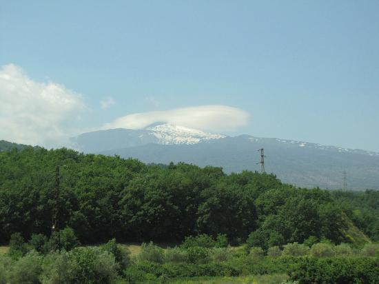 SLS Sicily Limousine Service: Mt. Etna