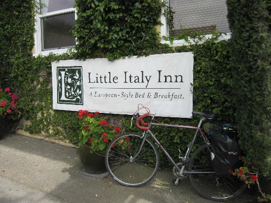 Found Hotel San Diego: Little Italy Inn