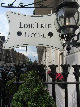 Lime Tree Hotel: Great neighbourhood to stay in