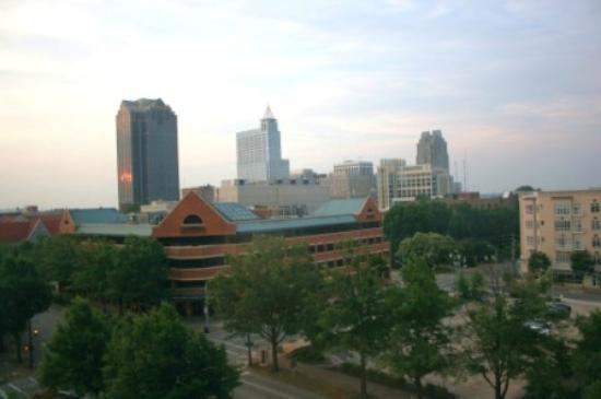 Holiday Inn Raleigh Downtown: View from room # 802