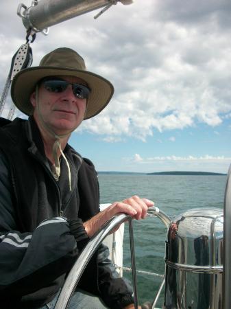 Bayfront Inn: Sailing
