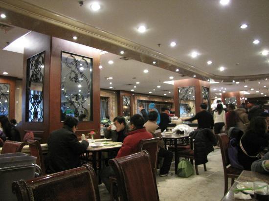 Heilongjiang Kunlun Hotel: Breakfast