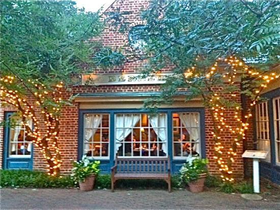 Berret S Seafood Restaurant Taphouse Grill Williamsburg Va