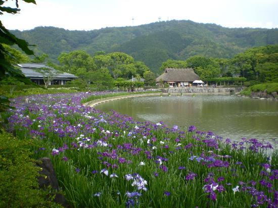 Nanrakuen Garden : Nanrakuen