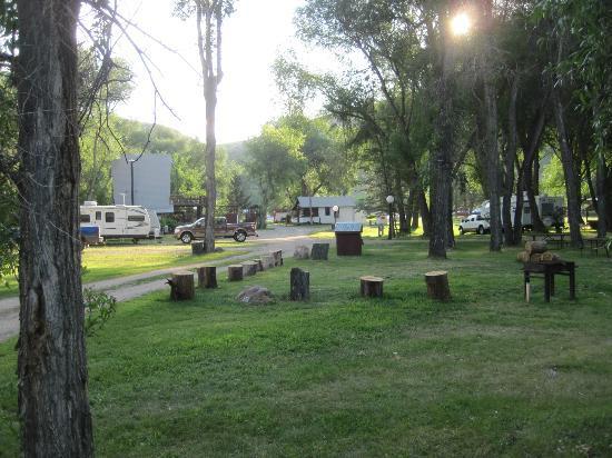 Belt, มอนแทนา: Fort Ponderosa RV Park 2