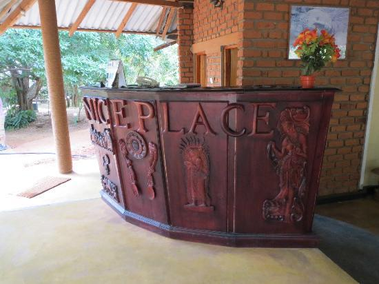 Nice Place Bungalows: Reception