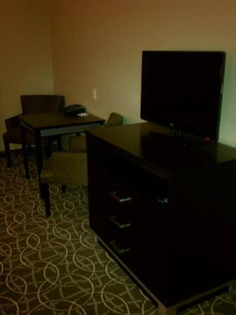 Holiday Inn - Hamilton Place: Livingroom 1