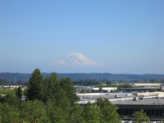 DoubleTree Suites by Hilton Hotel Seattle Airport - Southcenter: View from room 1715