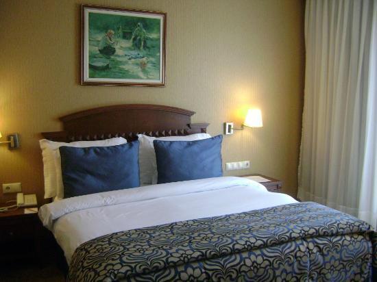 Hotel Mina: Room
