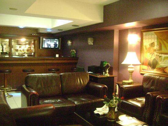 Hotel Mina: Lobby