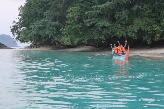 Start Cruising Kiluan Bay Picture Of Teluk Kiluan Tanggamus Tripadvisor