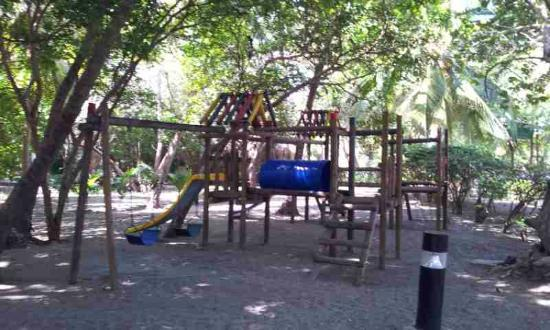 Irotama Resort: Playground for children