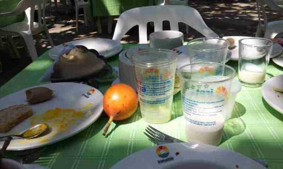 Irotama Resort : Breakfast